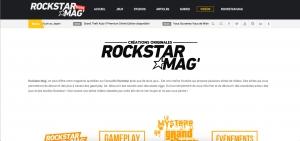 Photo de l'entreprise Rockstar Mag.fr qui recrute dans le jeu vidéo et l'Esport