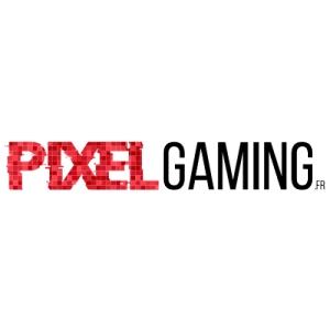 Logo de la structure Pixel Gaming