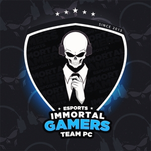 Logo de la structure Immortal Gamers | Team PC