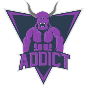 Logo de la structure AddicT eSport