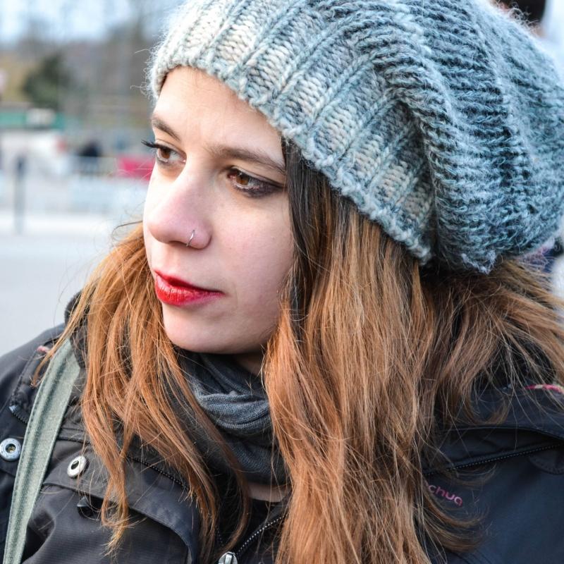 Photo de Mylène Lourdel – Freelance / Consultante